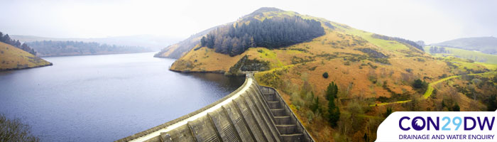CON29DW Drainage & Water Enquiry – Severn Trent Searches